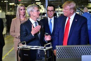 Hé lộ những món quà Apple, Boeing, Ford tặng ông Trump trước khi mãn nhiệm tổng thống