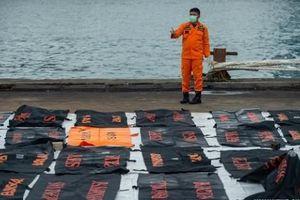 Indonesia tạm dừng tìm kiếm nạn nhân vụ rơi máy bay Sriwijaya