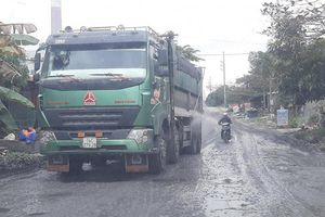 Bắc Giang: Đường tỉnh 291 'bẫy' người đi đường suốt nhiều năm