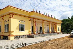 Thái Nguyên chỉ còn 4 xã chưa đạt tiêu chí về văn hóa trong xây dựng Nông thôn mới