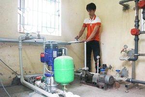 Hà Nội: 85,1% dân số nông thôn được sử dụng nước sạch theo tiêu chuẩn của Bộ Y tế