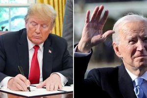 Hé lộ nội dung bức thư ông Trump để lại cho Tổng thống Mỹ Joe Biden