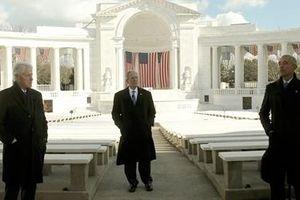 Thông điệp ý nghĩa của các cựu Tổng thống Mỹ