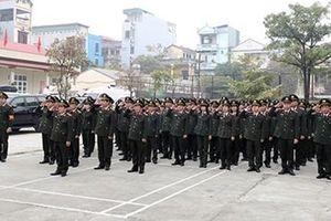 Xuất quân, đảm bảo an ninh, an toàn Đại hội Đảng toàn quốc lần thứ XIII