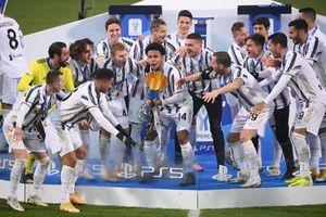 Ronaldo tỏa sáng, Juventus lần thứ 9 đoạt Siêu Cúp Italy