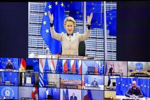 EU họp thượng đỉnh trực tuyến về ứng phó Covid-19