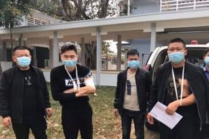 Cách ly 5 người Trung Quốc nghi nhập cảnh trái phép ở Kon Tum