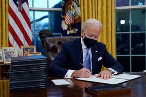 Ngày đầu tại Nhà Trắng, ông Biden sẽ ký loạt sắc lệnh hành pháp chống COVID-19