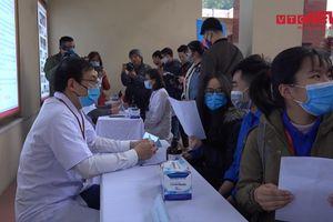 Tình nguyện viên đăng ký thử nghiệm vaccine COVID-19 thứ 2 do Việt Nam sản xuất