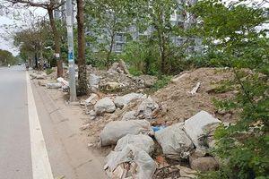 Xử lý nghiêm nạn đổ trộm phế thải xây dựng