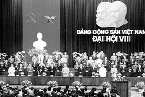 Đại hội đại biểu toàn quốc lần thứ VIII: Đẩy mạnh công nghiệp hóa, hiện đại hóa đất nước