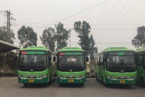 Hà Nội: Mở mới 4 tuyến buýt, nối các huyện ngoại thành từ 1-2