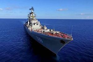 Đổi 5 khinh hạm lấy 1 tuần dương hạm: Nga sai lầm khi hiện đại hóa 'Đô đốc Nakhimov'?