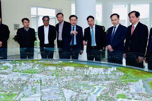 Bí thư Thành ủy Hà Nội: Nếu quận nào cũng phát triển được như Long Biên thì rất yên tâm