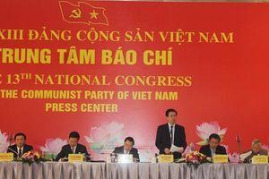 1.587 đại biểu dự đại hội XIII của Đảng, 17% có trình độ tiến sĩ trở lên, người trẻ nhất 34 tuổi