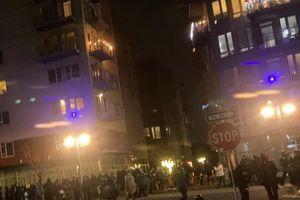 Mỹ: Người biểu tình đập phá trụ sở đảng Dân chủ