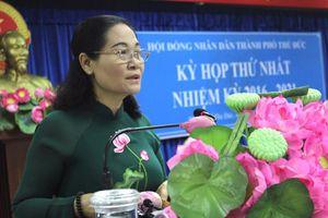 TP.HCM: Khai mạc kỳ họp thứ nhất HĐND TP Thủ Đức