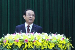 Bí thư Nguyễn Văn Nên: Mong muốn lấy TP Thủ Đức làm hình mẫu