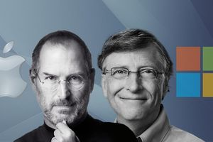 Lý do Bill Gates cứu Apple