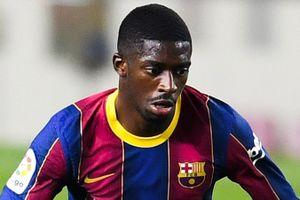 Barca sút hỏng 2 quả 11 m trong trận thắng đội hạng ba