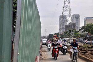 TP Hồ Chí Minh: Tạm ngừng rào chắn đào đường, đảm bảo an toàn giao thông Tết Nguyên đán Tân Sửu 2021