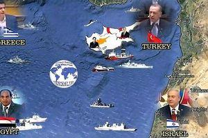 Hy Lạp đang vẽ lại bản đồ địa-chính trị Trung Đông