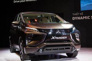 Thu hồi xe ô tô Mitsubishi Xpander để khắc phục lỗi