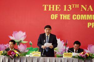 Dự thảo văn kiện trình Đại hội XIII rất công phu, bài bản, chu đáo