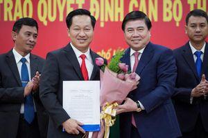 Chính quyền TP Thủ Đức trực thuộc TP Hồ Chí Minh chính thức hoạt động