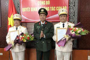 CATP Đà Nẵng bổ nhiệm Phó trưởng Phòng Cảnh sát giao thông và Kỹ thuật hình sự
