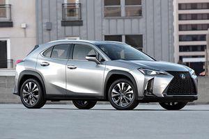 Lexus UX mới sắp Việt Nam, 'đấu' Mercedes-Benz GLA và BMW X1