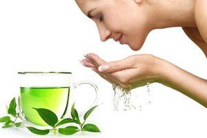 Rửa mặt bằng trà xanh hàng ngày mang lại lợi ích gì cho làn da?