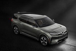 'Soi' bộ 3 ôtô điện tự lái thông minh của Vinfast vừa ra mắt