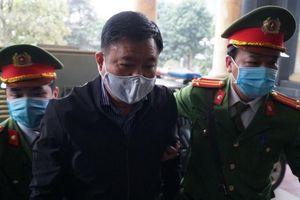 Xét xử bị cáo Đinh La Thăng và Trịnh Xuân Thanh trong đại án Ethanol Phú Thọ