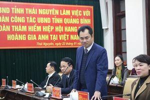 Thái Nguyên mở cửa phát triển 'du lịch hang động'