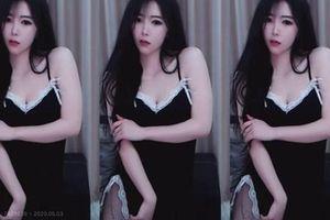 Nữ streamer xinh đẹp gợi cảm nhất nhì Douyu 'gặp hạn' chỉ vì một lần lên nhận thưởng
