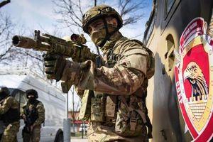 Mục sở thị lực lượng chống khủng bố hàng đầu của Nga