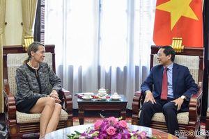 Covid-19 không làm gián đoạn sự quan tâm và tham gia của doanh nghiệp Hoa Kỳ với Việt Nam