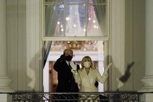 Ngày đầu nắm quyền của Tổng thống Biden