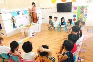 TPHCM bàn cách quản lý nhóm trẻ, lớp mẫu giáo độc lập