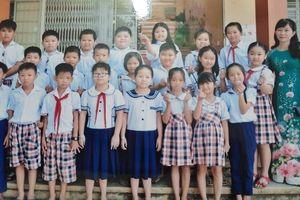 Thương học trò, Nhà giáo nhân dân Phương Thảo gắn bó với ngôi trường 29 năm