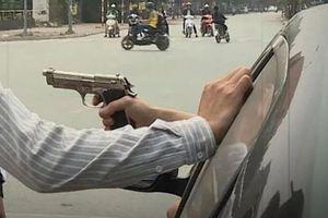 Nổ súng trước cây xăng, 1 người dân trúng đạn bị thương