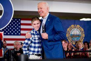 Cậu bé nói lắp thay đổi nhờ câu nói của Tổng thống Joe Biden