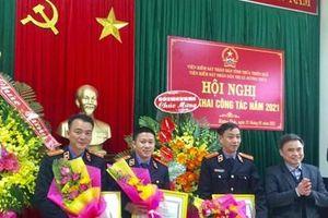 VKSND thị xã Hương Thủy: Số hóa tất cả các hồ sơ vụ án là khâu đột phá của đơn vị