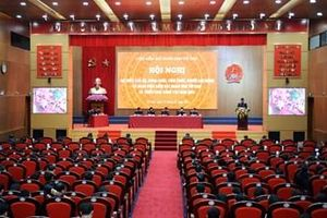 VKSND tối cao tổ chức Hội nghị đại biểu cán bộ, công chức, viên chức, người lao động