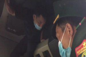 Hà Tĩnh: Bắt đối tượng nhập cảnh trái phép để trốn cách ly y tế
