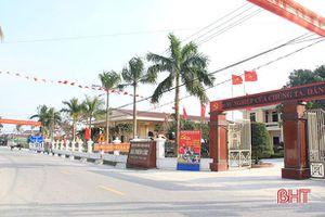 Can Lộc huy động hơn 395 tỷ đồng xây dựng huyện nông thôn mới nâng cao