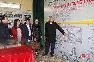 Sớm hoàn thiện hạ tầng Trung tâm văn hóa Trường Lưu