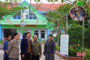 Thạch Hà phấn đấu có thêm 3 xã nông thôn nâng cao, kiểu mẫu trong năm 2021