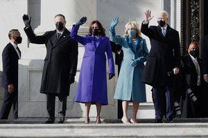 Khoảnh khắc thời trang nổi bật tại lễ nhậm chức Tổng thống Mỹ